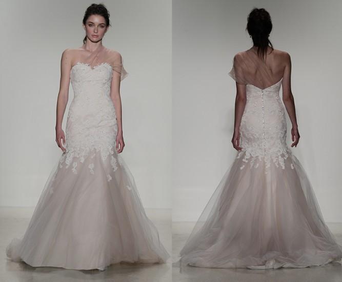 Свадебное платье Kelly Faetanini