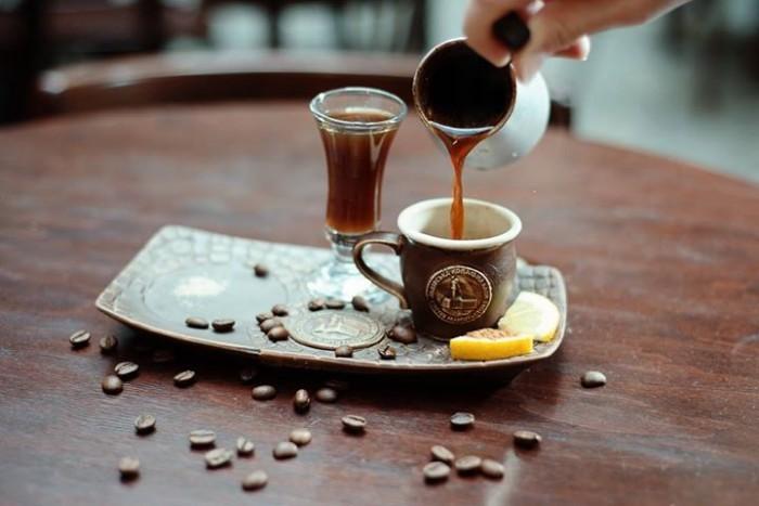 Львовская копальня кофе