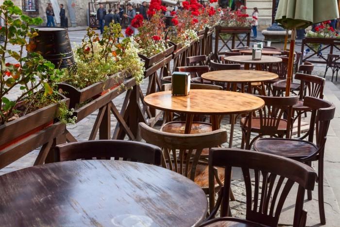 Кофейня во Львове