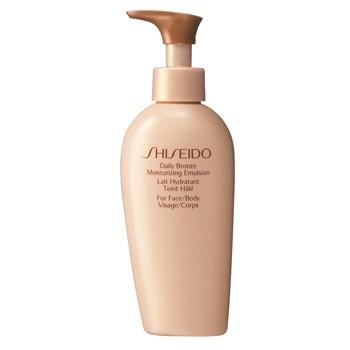 Shiseido Daily Bronze Moisturizing Emulsion