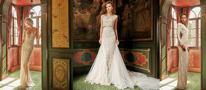 Свадебное платье Merav Solo