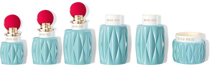парфюм Miu Miu Eau De Parfum