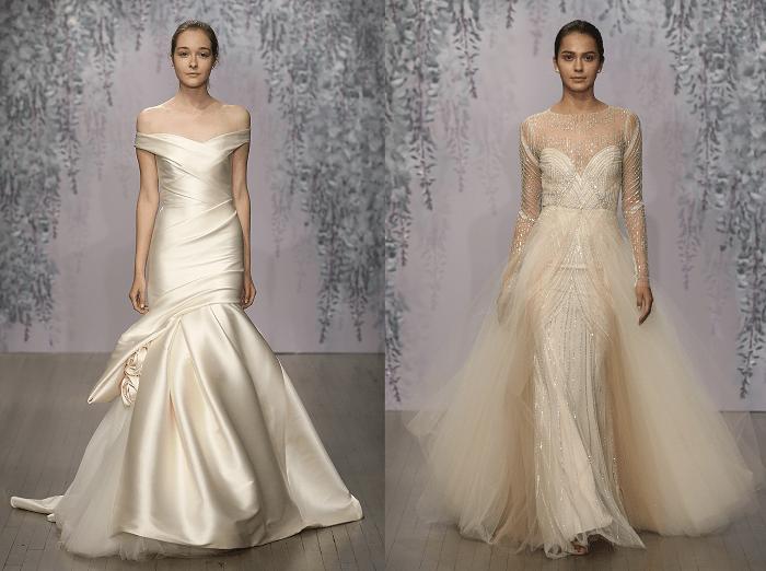 Свадебное платье Monique Lhuillier