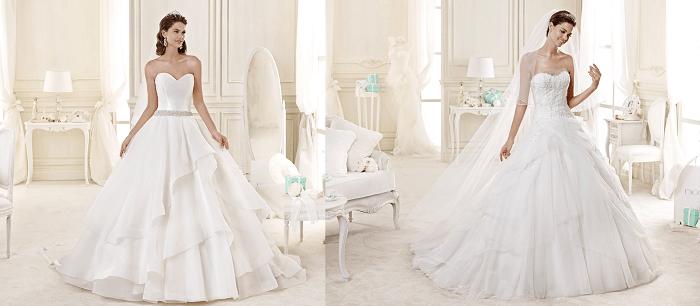 свадебное платье Nikol Espose