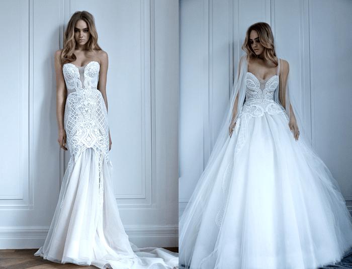 Свадебное платье Pallas Couture