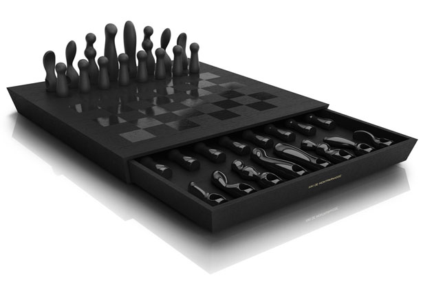 Шахматы-фаллоимитаторы