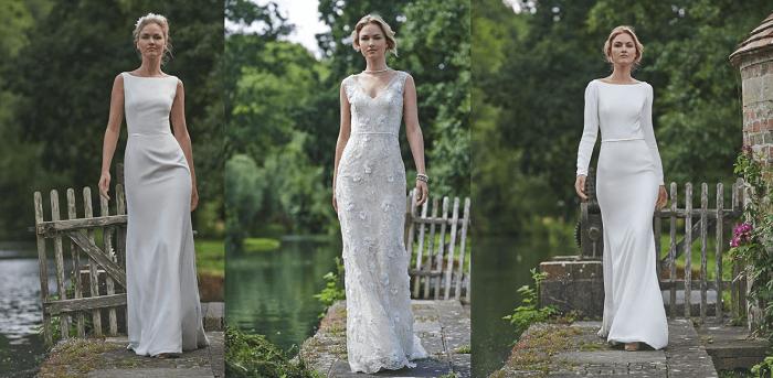Свадебное платье Stephanie Allin