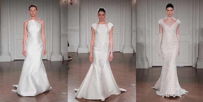 Интернациональный стиль Peter Langner - свадебное платье