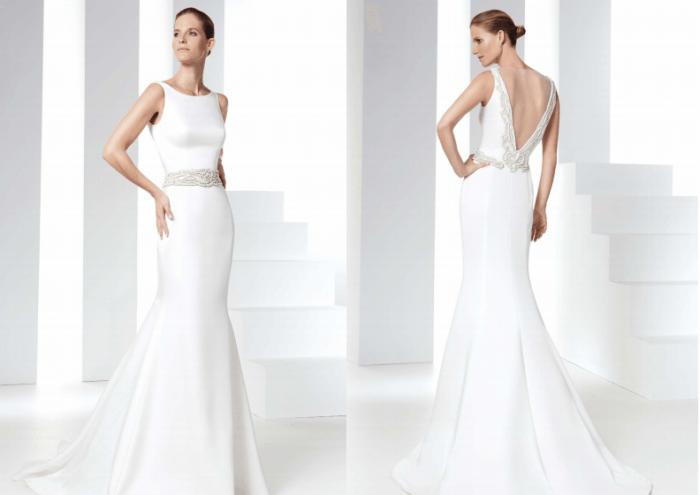 Элегантная романтика Raimon Bundo - свадебное платье