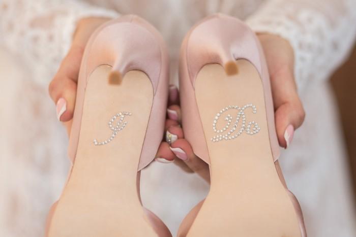 Именные туфельки