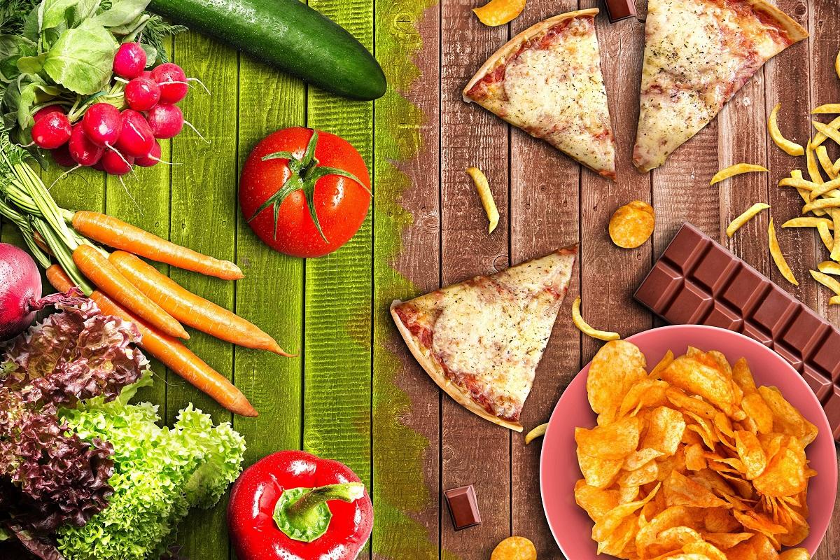 Миф 1. Здоровое питание – это диета