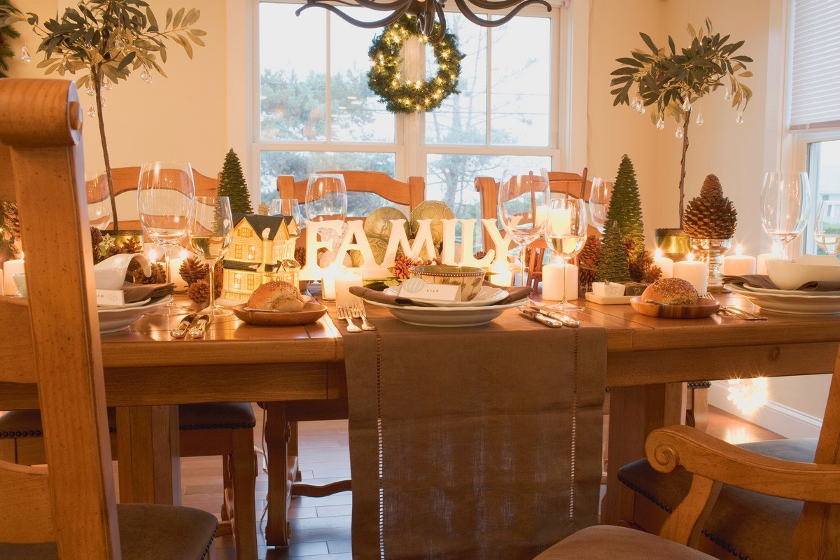 Сделай новогодний стол максимально легким 9 способов, как не поправиться после новогодних праздников