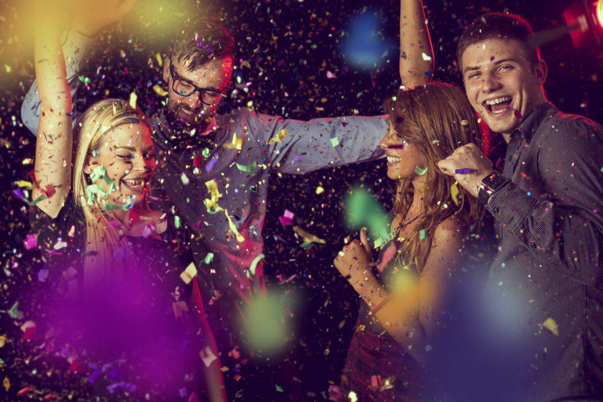 Танцуй и гуляй 9 способов, как не поправиться после новогодних праздников