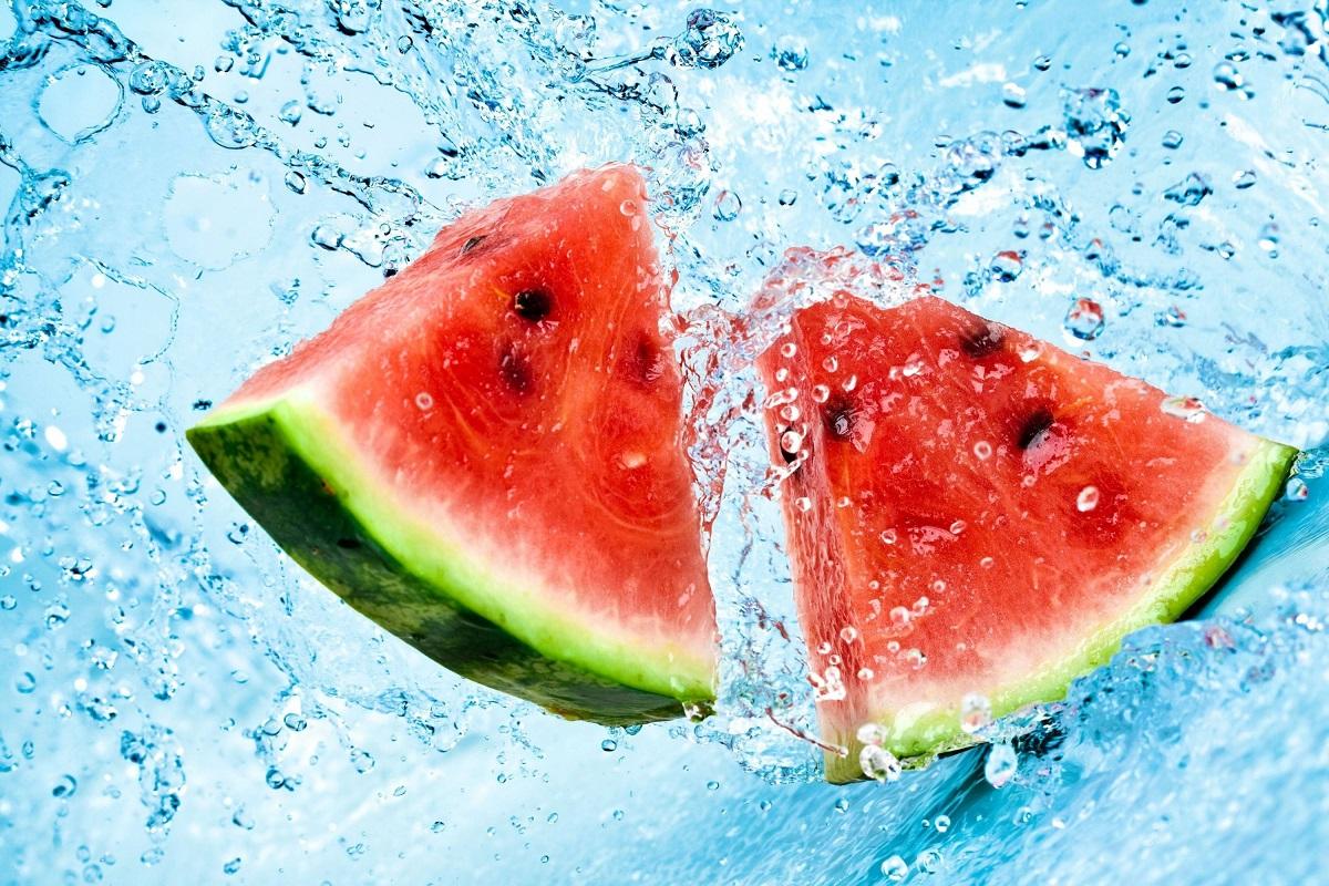 Вода в продуктах и просто вода