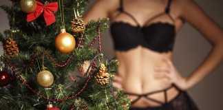 комплекты нижнего белья для новогодней ночи