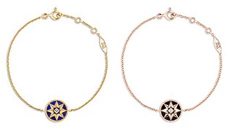Рождественские коллекции драгоценностей Dior