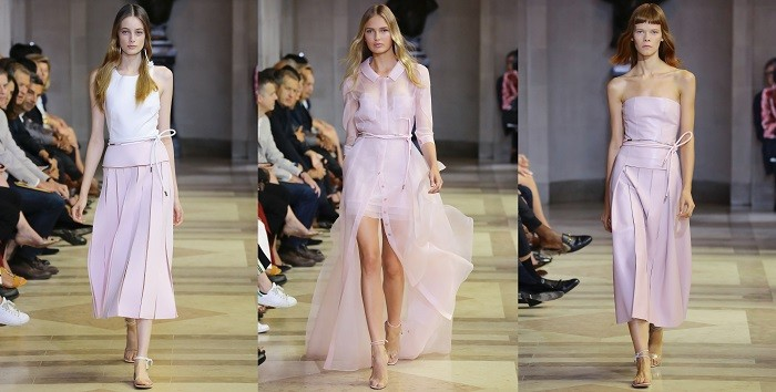 Розовый кварц Carolina Herrera