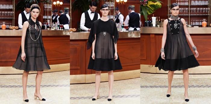Платья haute couture chanel