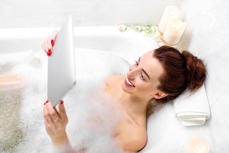 5 функциональных гаджетов для ванной комнаты