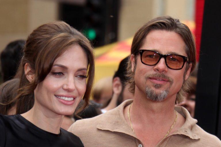 Возникли слухи о разводе Анджелины Джоли и Брэда Питта