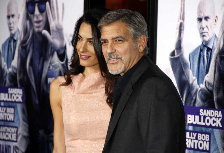 Амаль Аламуддин хочет уйти от Джорджа Клуни