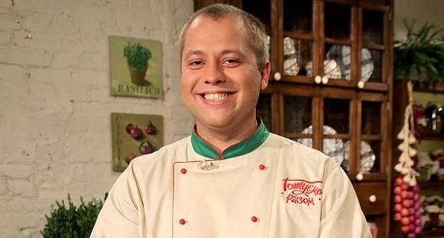 Шеф-повар Андрей Дромов