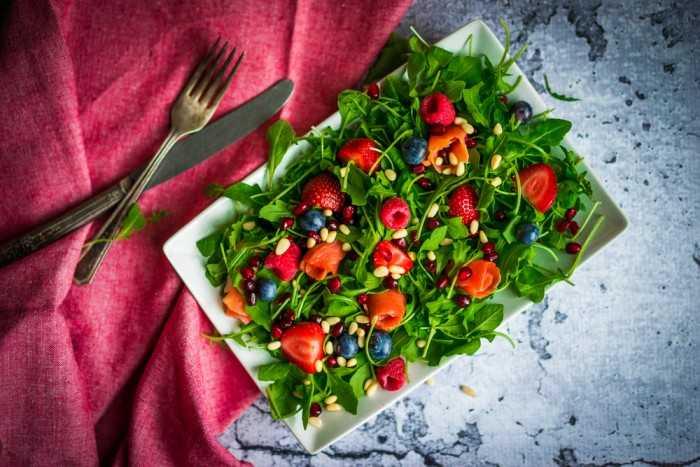 рассказать о здоровом питании