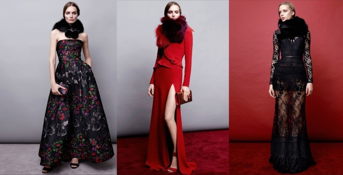 Платья haute couture Elie Saab
