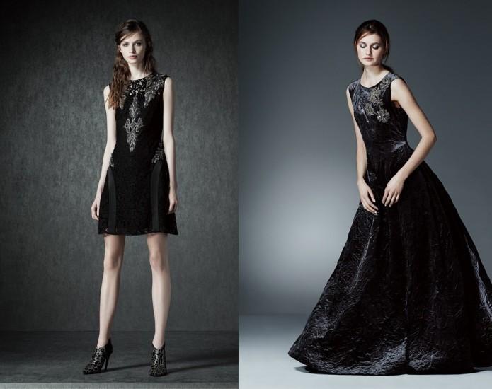 Платья haute couture Альберта Ферретти