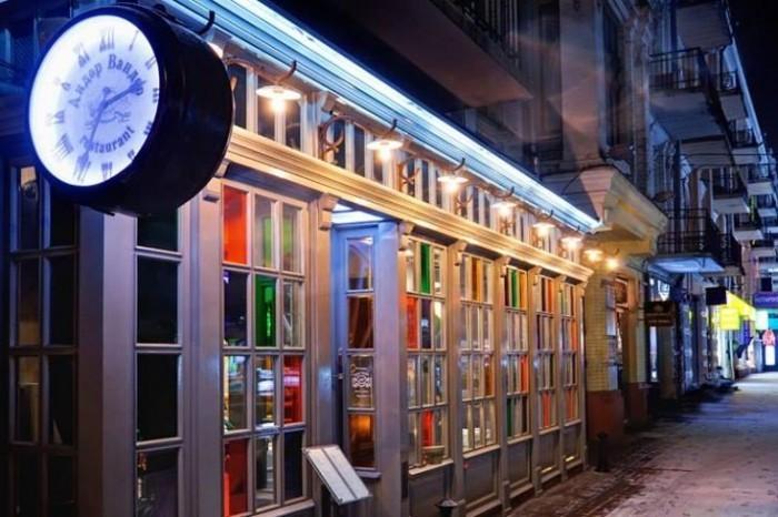итальянский ресторан Under Wonder