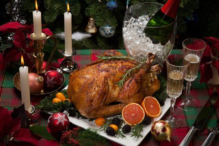 3 фирменных рецепта для новогоднего стола