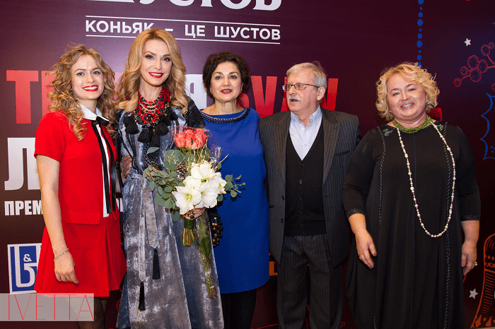 Премьера украинской кинокомедии «Тепер я буду любити тебе»: гости вечеринки
