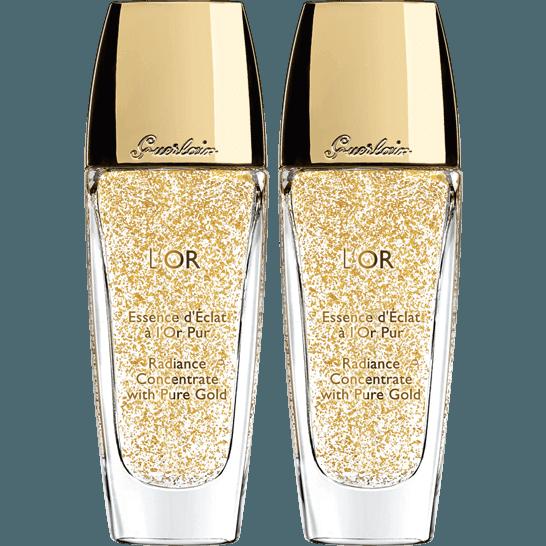 База для макияжа с частичками золота L'or Pure Gold Radiance