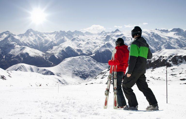 Топ 10 лучших горнолыжных курортов мира