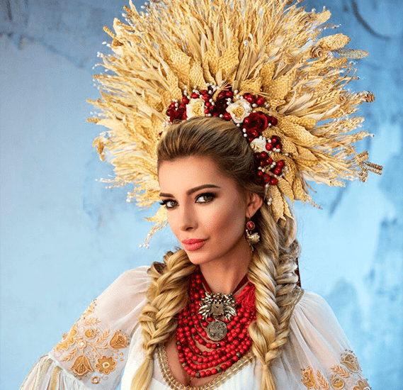 мисс Анна Вергельская