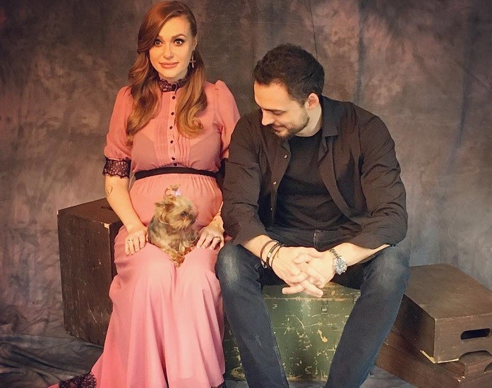 Певица Слава из группы «НеАнгелы» родила второго ребенка