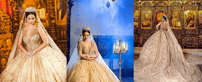 свадебное платье от Frida 2