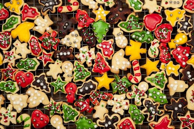 Имбирное печенье 2