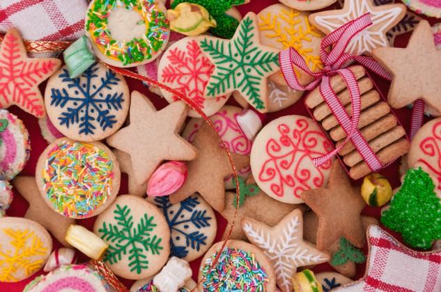 Имбирное печенье 4