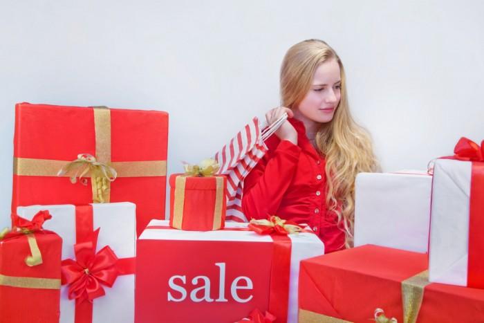 распродажа подарков