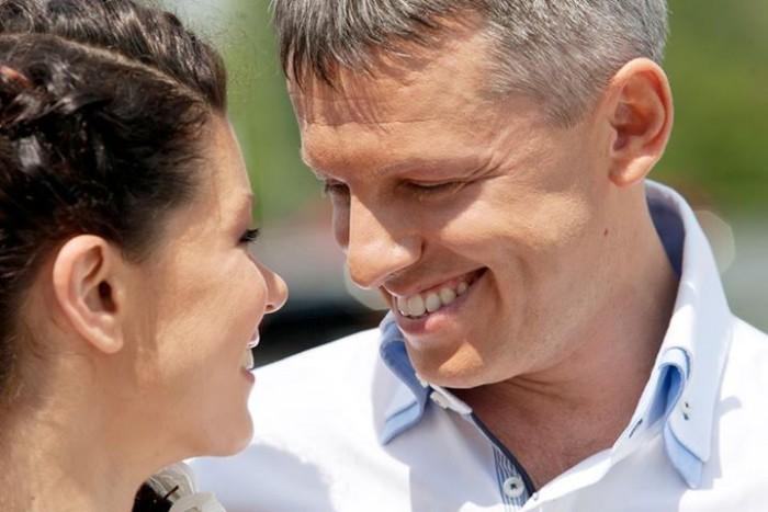 Певица Руслана и Александр Ксенофонтов