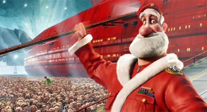 Фильм Секретная служба Санта-Клауса