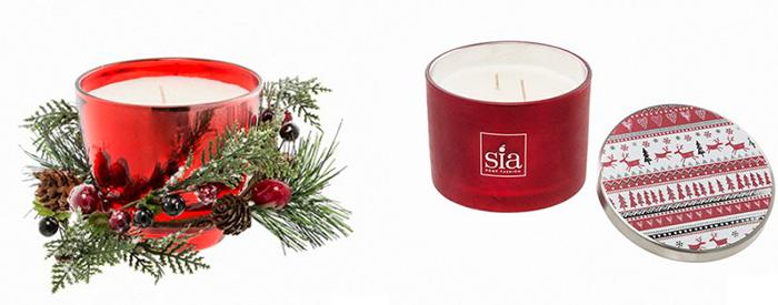 свечи от Sia