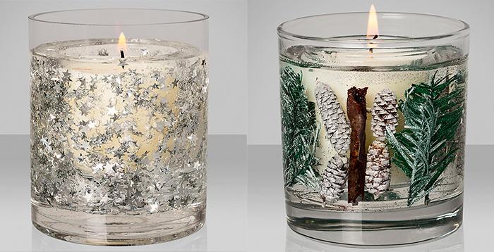 свечи от John Lewiz