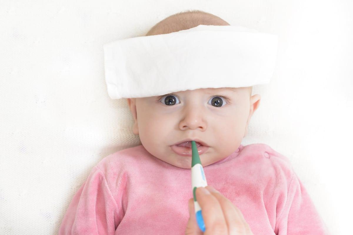 Острая респираторная инфекция у малыша как правильно лечить