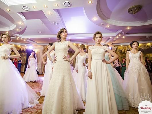 Третий бал открытия свадебного сезона
