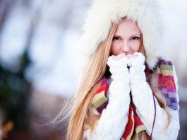 Как одеться для зимней прогулки в парке
