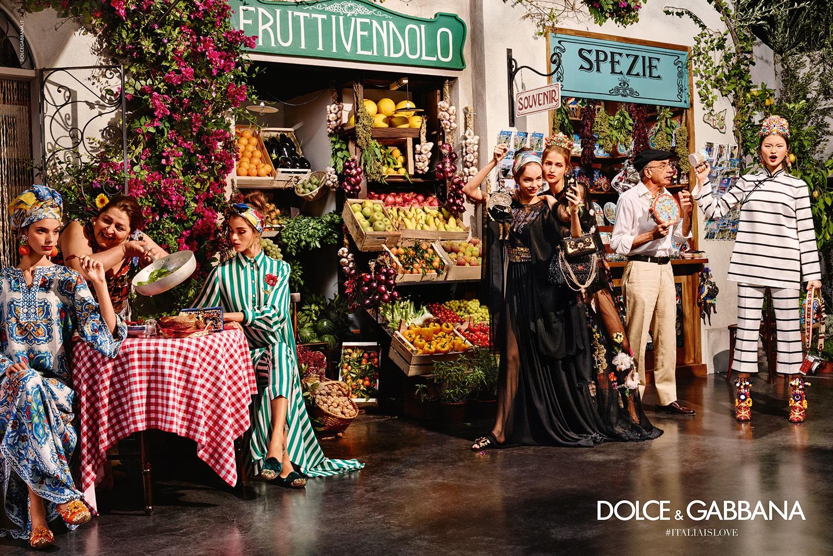 dolce and gabanna customer