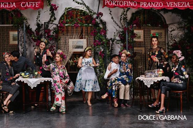 Летняя коллекция Dolce&Gabbana