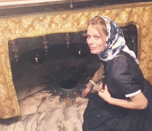 «Инспектор» Ольга Фреймут ждет второго ребенка